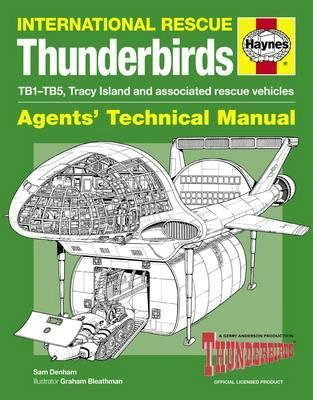 International Rescue Thunderbirds : Agents Technical Manual