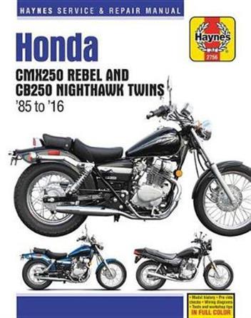 honda cmx250 rebel cb250 nighthawk twins 1985 2014. Black Bedroom Furniture Sets. Home Design Ideas