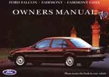 eb ford falcon workshop manual