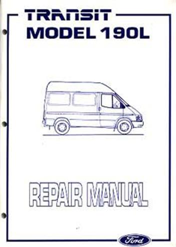 Ford transit service and repair manual for Ford motor company customer service email address
