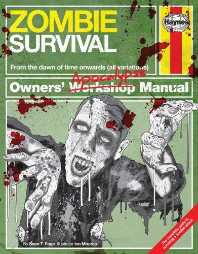 Zombie Survival Owner's Apocalypse Manual