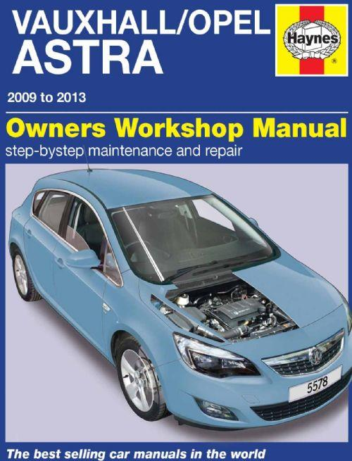 OPEL ASTRA OWNER'S MANUAL Pdf Download