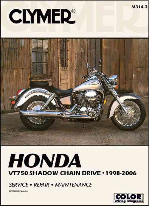 2003 honda shadow spirit 750 owners manual