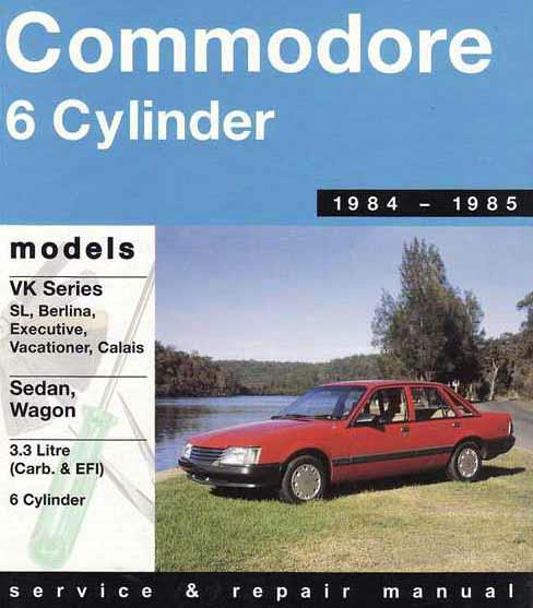 gregorys workshop manual vt commodore