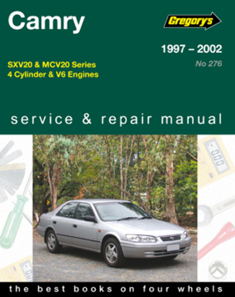toyota camry 5s fe 1mz fe 1997 2002 gregorys service repair workshop manual ebay. Black Bedroom Furniture Sets. Home Design Ideas