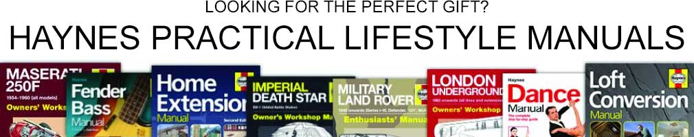 Looking for the perfect gift? Haynes Practical Lifestyle Manuals