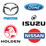 Holden, Ford, Nissan and Mazda factory repair manuals