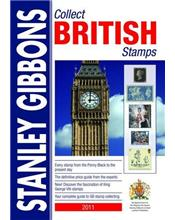 Stanley Gibbons : Collect British Stamps Catalogue 2011