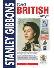 Stanley Gibbons : Collect British Stamps Catalogue 2014