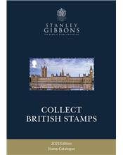 Stanley Gibbons : Collecting British Stamps (2021 Edition)