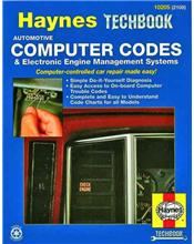 Automotive Computer Codes : Haynes Techbook