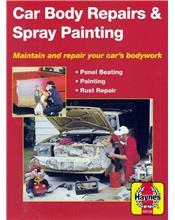 Car Body Repairs & Spray Painting