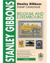 Stanley Gibbons Stamp Catalogue : Belgium and Luxembourg (1st Edition)