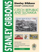 Stanley Gibbons Stamp Catalogue : Czech Republic & Slovakia
