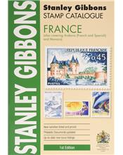 Stanley Gibbons Stamp Catalogue : France (1st Edition)
