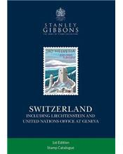 Stanley Gibbons Stamp Catalogue : Switzerland (1st Edition)