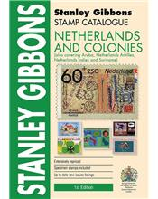 Stanley Gibbons Stamp Catalogue : Netherlands & Colonies (1st Edition)