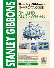 Stanley Gibbons Stamp Catalogue : Finland and Sweden (1st Edition)