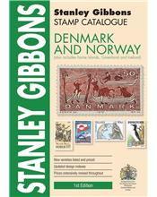 Stanley Gibbons Stamp Catalogue : Denmark and Norway