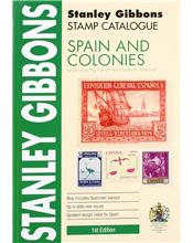 Stanley Gibbons Stamp Catalogue : Spain and Colonies (1st Edition)