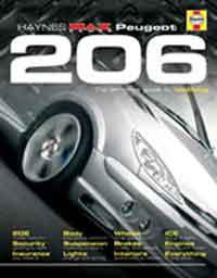 Peugeot 206: Haynes Max Power - Front Cover