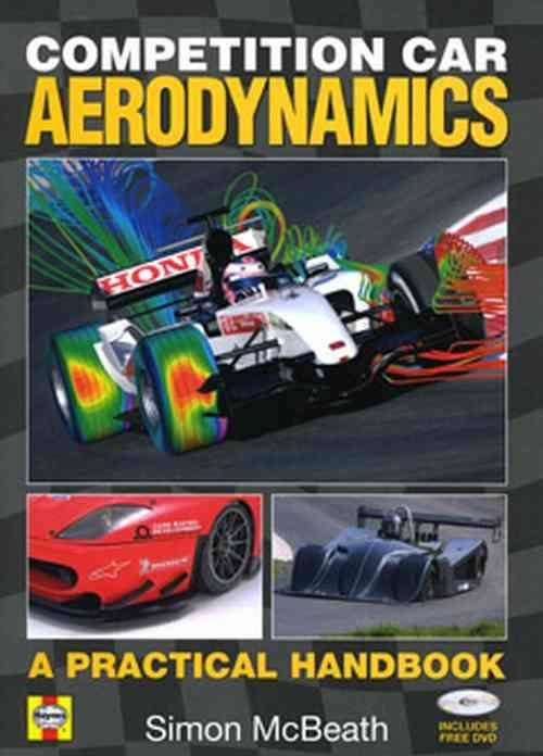 Competition Car Aerodynamics (BK/CD) - Front Cover