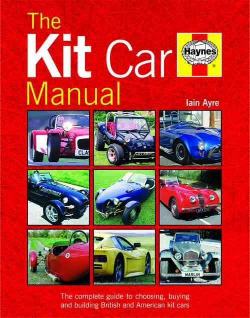 The Kit Car Manual - Front Cover