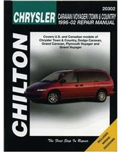 Dodge Caravan, Voyager / Chrysler Town&Country 1996 - 2002