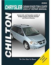 Chrysler Caravan, Voyager / Chrysler Town&Country 2003 - 2007