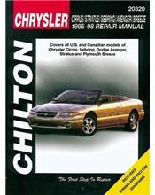 Chrysler Cirrus/Stratus/Sebring/Avenger 1995 - 1998