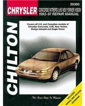 Chrysler Concorde / Intrepid/New Yorker / LHS 1993 - 1997