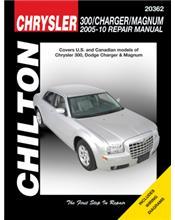 Chrysler 300/Dodge Charger/Dodge Magnum 2005 - 2010