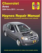 Chevrolet Aveo (Holden Barina) 2004 - 2011 Repair Manual