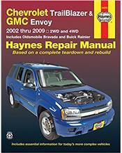 Chevrolet TrailBlazer, TrailBlazer EXT, GMC Envoy (Petrol) 2002 - 2009