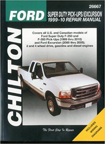 Ford Super Duty Pick-Ups/Excursion 1999 - 2010