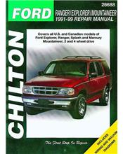 Ford Ranger Explorer Mountaineer 1991 - 1999