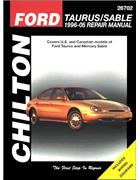 Ford Taurus, Mercury Sable 1996 - 2005 Chilton Owners Service & Repair Manual