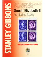 Stanley Gibbons : Great Britain Specialised Catalogue (Vol 3) (13th Edition)