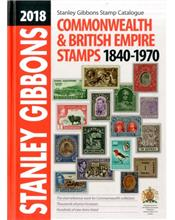 Stanley Gibbons : Commonwealth & British Empire Stamp Catalogue