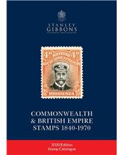 Stanley Gibbons : Commonwealth & British Empire Stamps 1840 - 1970