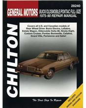 Buick, Oldsmobile & Pontiac Full Size 1975 - 1990