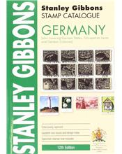 Stanley Gibbons Stamp Catalogue : Germany (12th Edition)
