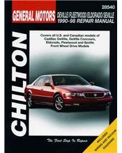 Cadillac DeVille, Fleetwood, Eldorado & Seville 1990 - 1998