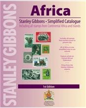 Stanley Gibbons Stamp Catalogue : Africa (1st Edition)