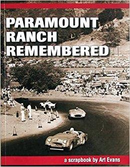 Paramount Ranch Remembered - Front Cover