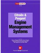 Citroen & Peugeot Engine Management Systems and Fuel Injection Techbook