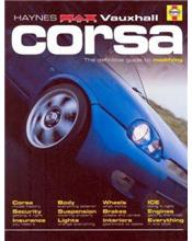 Haynes Max Power Vauxhall Corsa