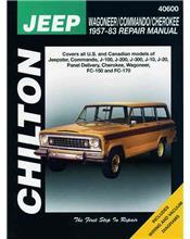 Jeep Wagoneer / Commando / Cherokee 1957 - 1983