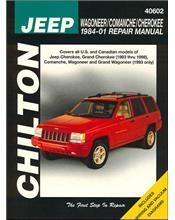 Jeep Wagoneer / Comanche / Cherokee 1984 - 2001