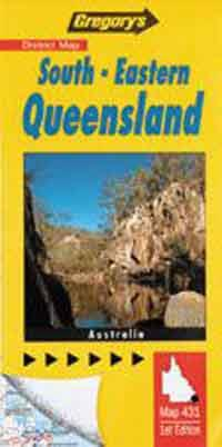 Sth Eastern Queensland - Front Cover